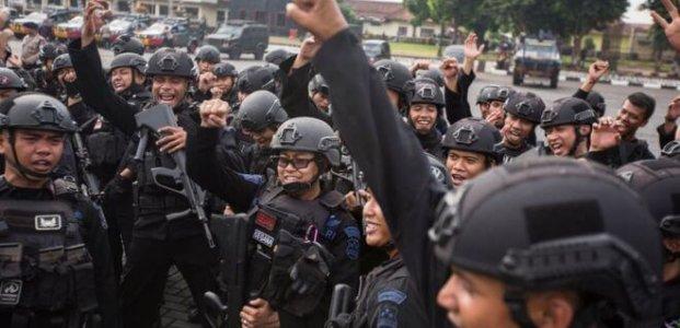 Kerusuhan di Mako Brimob Bisa Memicu Bangkitnya Sel Tidur Teroris