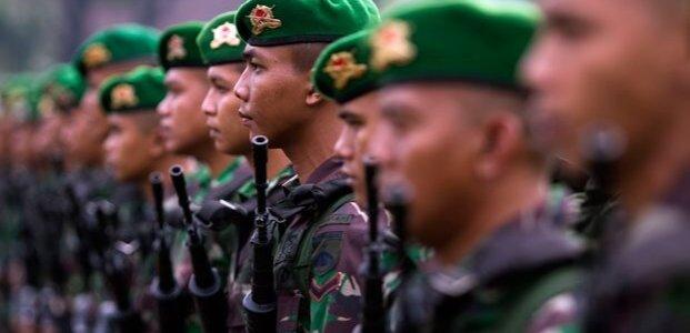 Sikap TNI Pasca Mantan Jendral Mengajak Bangkit, Bergerak, Berubah atau Punah