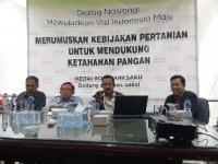 S. INDRO TJAHYONO: INDONESIA HARUS SIAPKAN PANGAN UNTUK KETAHANAN NASIONAL