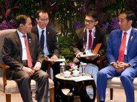 Presiden Jokowi Adakan Pertemuan Bilateral Dengan Presiden Myanmar
