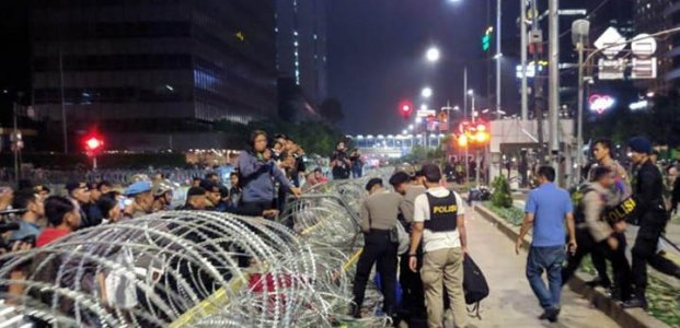 Analisis Kerusuhan di Jakarta 21-22 Mei 2019