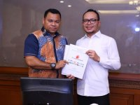 Menteri Hanif Setujui Usulan Persada Indonesia Membentuk Komite Nasional Satgas Anti Perdagangan Orang