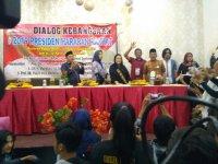 Rachmawati Soekarnoputri : Kebijakan Yang Diambil Presiden Saat Ini Sering Membodohi Rakyat