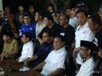 Partai GERINDRA Dan PKS Meresmikan Sekber Menghadapi Pilpres 2019