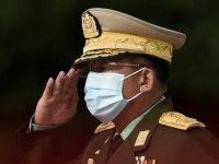 MYANMAR DI AMBANG KUDETA MILITER, BELASAN KEDUBES BERI PERINGATAN