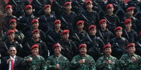 RIBUAN TNI DIKERAHKAN AMANKAN SELURUH WILAYAH PAPUA