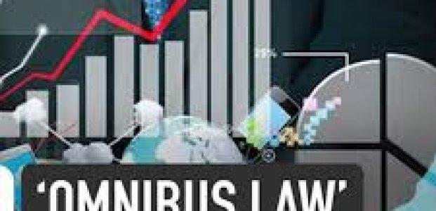 DAMPAK POSITIF PENYUSUNAN RUU OMNIBUS LAW CIPTA LAPANGAN KERJA