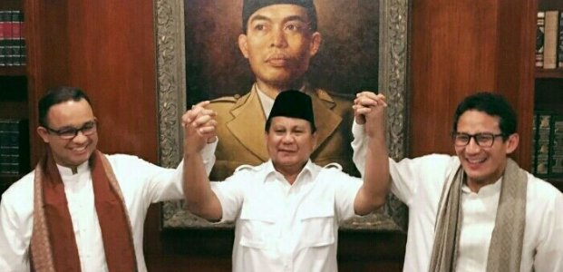 Political Background and the Objective of SBY- Prabowo Meeting