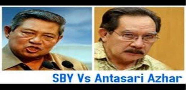Menyoal Perselisihan antara SBY-Antasari Azhar