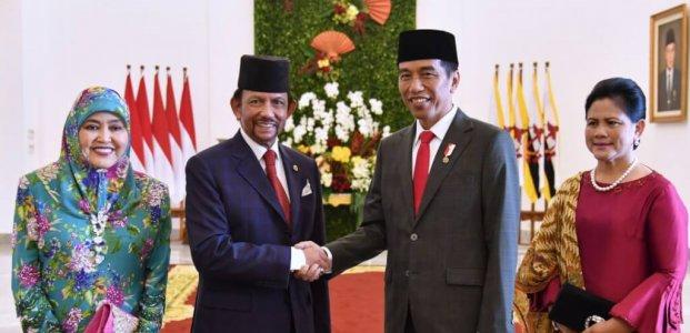 Indonesia-Brunei Sepakat Tingkatkan Kerja Sama Perdagangan