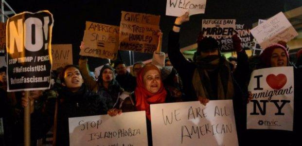 Kebijakan Trump Melarang Migran Muslim dan Pencegahan Terorisme