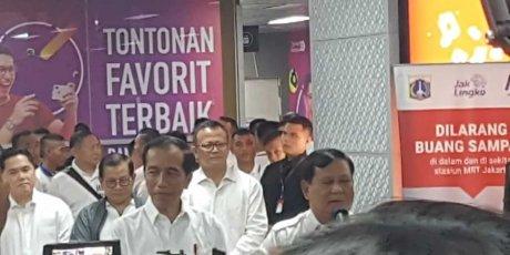 Pertemuan Jokowi – Prabowo: Deteksi dan Lokalisir Para Pemecah Belah Bangsa Oleh : Imam Fadholi