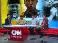 "Membedah Komunikasi Politik ""SBY-Prabowo-Jokowi"""