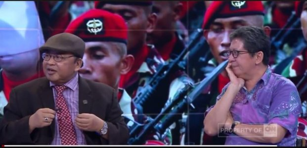 TNI Must Be Involved In Counter Measures Against Terrorism