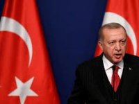 TURKEY BEGINS SENDING BACK FOREIGN FIGHTERS TO THE WEST