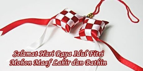 Marhaban Ya Idhul Fitri