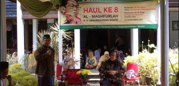 Haul Ke 8 Almaghfurlah Gus Dur: Melanjutkan Legacy Toleransi