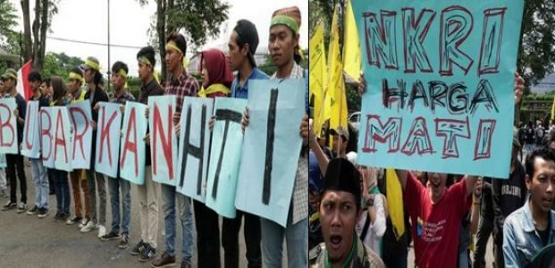 Supporting Government's Decision To Ban HTI