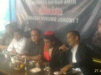 Ahokers Mendukung Jokowi-Ma'ruf Amin