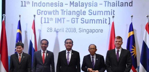 Presiden Jokowi Ingin IMT-GT Tingkatkan Kerja Sama Bidang Prioritas