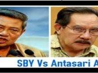 Questioning Sby-Antasari Azhar Dispute