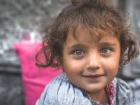 THE UNITED KINGDOM BRINGS HOME SEVERAL ORPHANS FROM SYRIA