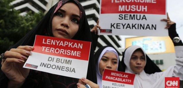 Potensi Ancaman Teror di Indonesia