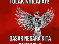 Democracy is Choice, the Unitary State of the Republic of Indonesia is God's Grace