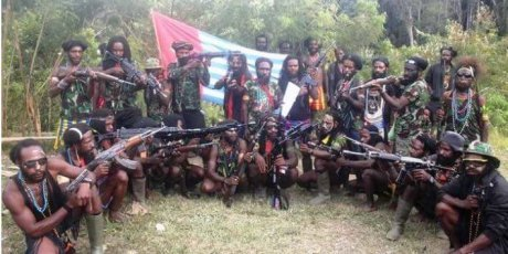 West Papua Liberation Army in fresh campaign against Indonesia
