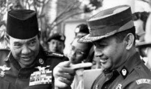 Does Soeharto Deserve Be A National Hero ?
