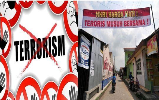 "Perang Melawan Teroris Harus ""All Out"""