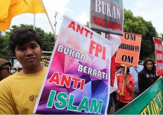 Jihad Kebangsaan Melalui Pelarangan HTI di Indonesia