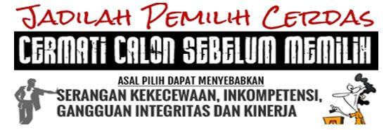 Election Done, Jakarta Stay Peace