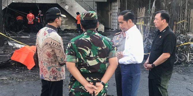 National Awakening, Terror Threats and Pancasila