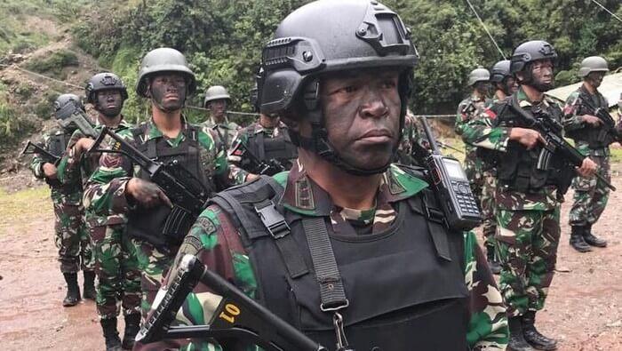 9 ANAK BUAH LEKAGAK TELENGGEN TEWAS, SEBENTAR LAGI PASUKAN TNI-POLRI MENGUASAI MARKAS KKB