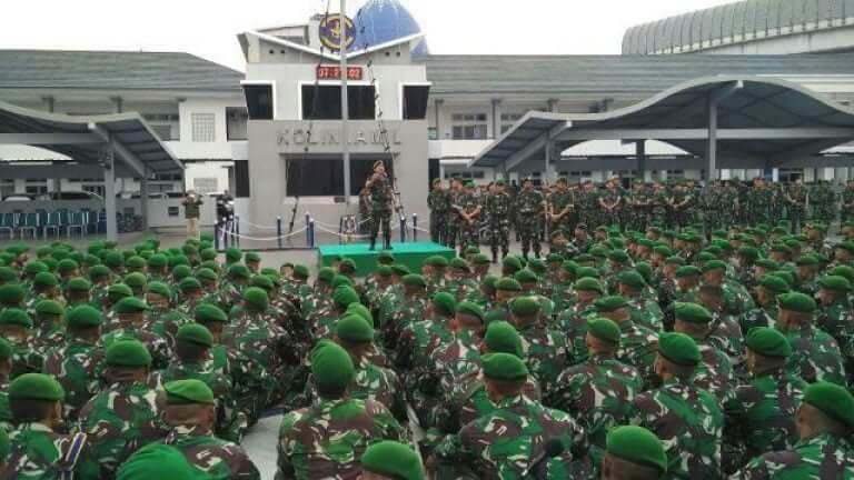 TNI KERAHKAN 400 PASUKAN SETAN KE PAPUA TANGANI KKB