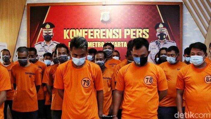 'POLISI HARUSNYA MALU TANGKAP PELAKU PUNGLI SAMPAI TUNGGU PERINTAH PRESIDEN'