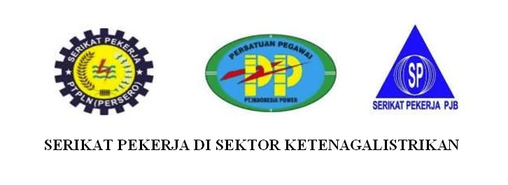 SERIKAT PEKERJA TOLAK PRIVATISASI MELALUI SUBHOLDING DAN IPO PEMBANGKIT PLN