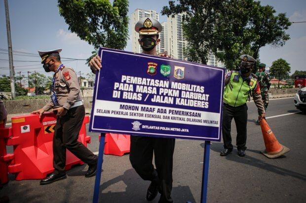 PPKM LANJUT SAMPAI AKHIR AGUSTUS 2021, INDONESIA DIPREDIKSI BAKAL RESESI LAGI