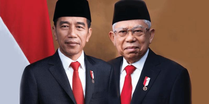 CHARTA POLITIKA: MASYARAKAT PUAS DENGAN KINERJA JOKOWI-MA'RUF AMIN