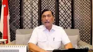 LUHUT SUDAH BERANI SENGGOL KADER SENIOR PDIP, TANDA GENDERANG PERANG DIMULAI